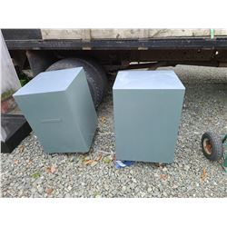 Metal Cabinets Cat A