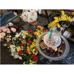 Dried Flower Arrangements. CatB
