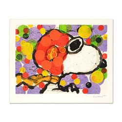 "Tom Everhart- Hand Pulled Original Lithograph ""Synchronize My Boogie Afternoon"""