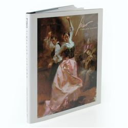 """Pino: Timeless Visions""(2007) Fine Art Book with Text by Vicky Stavig and Introduction by Patricia"