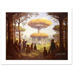 """Lothlorien"" Limited Edition Giclee on Canvas by The Brothers Hildebrandt. Numbered and Hand Signed"
