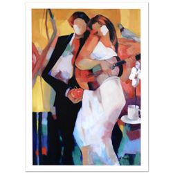 """""""Tenderness"""" Limited Edition Giclee on Canvas (24"""" x 36"""") by Yunessi Gholam, Numbered Inverso and Ha"""