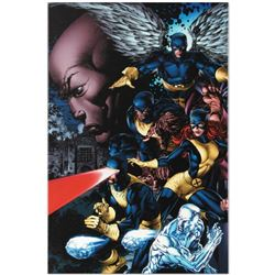 "Marvel Comics ""X-Men: Legacy #208"" Numbered Limited Edition Giclee on Canvas by David Finch with COA"