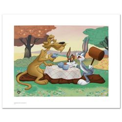 """How Many Lumps"" Limited Edition Giclee from Warner Bros., Numbered with Hologram Seal and Certifica"