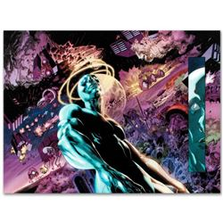"Marvel Comics ""Silver Surfer: In Thy Name #3"" Numbered Limited Edition Giclee on Canvas by Tan Eng H"