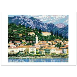 """""""Bellagio Hillside"""" Limited Edition Serigraph by Howard Behrens (1933-2014), Numbered and Hand Signe"""
