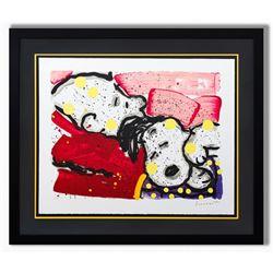 "Tom Everhart- Hand Pulled Original Lithograph ""Mello Jello"""