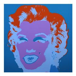 "Andy Warhol ""Marilyn 11.29"" Silk Screen Print from Sunday B Morning."