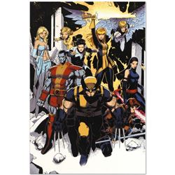 """Marvel Comics """"X-Men: Curse of the Mutants, Storm and Gambit #1"""" Numbered Limited Edition Giclee on"""