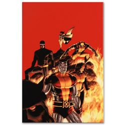 """Marvel Comics """"Astonishing X-Men #13"""" Numbered Limited Edition Giclee on Canvas by John Cassaday wit"""