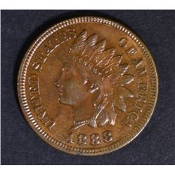 1888 INDIAN CENT CH BU RB