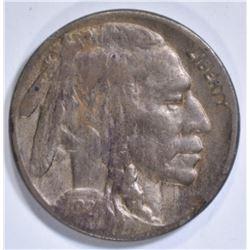 1924-S BUFFALO NICKEL  VF