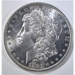 1881-O MORGAN DOLLAR  GEM BU