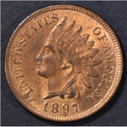 1897 INDIAN CENT CH BU RED