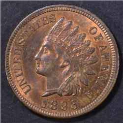1893 INDIAN CENT CH BU RB