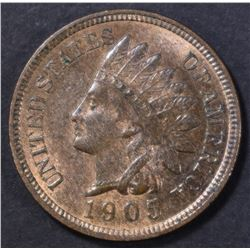1905 INDIAN CENT CH BU RB