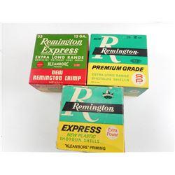 REMINGTON EXPRESS 12 GA SHOT SHELLS
