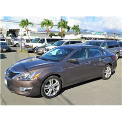 2013 Nissan Ultima 3.5 S ,  50,905 Miles, Lic. TWX205, Runs & Drives - See Video