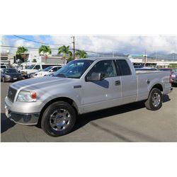 2004 Ford F150 Pickup Truck, 93,840 Miles, Lic. NZF270, Runs & Drives - See Video