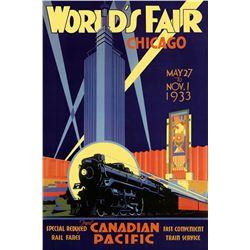 Norman Fraser - Chicago World's Fair