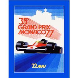 George Ham - Monaco 1977