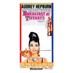 Robert McGinnis - Breakfast at Tiffany's