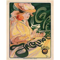 Fernand Toussaint - Cafe� Jacqmoette