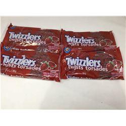Twizzlers Twists- Strawberry (4 x 454g)
