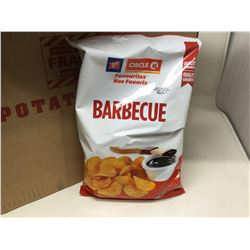 Lot of Circle K Barbecue Chips