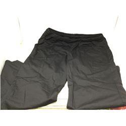 XL Black Scrub Pants