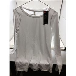 Under Armour White Dryfit Top XS