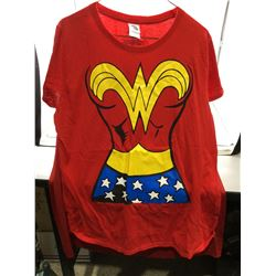 Wonder Woman Top XL (With Cape)