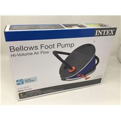 IntexBellows Foot Pump