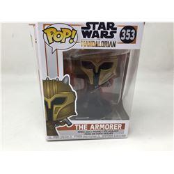 Pop Star Wars The Armorer Figure
