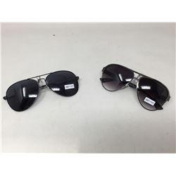 Lot of Aviator Sunglasses