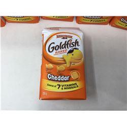 Pepperidge Farm Cheddar Baked Goldfish Crackers (6 x 200g)
