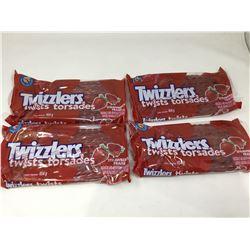 Twizzlers Twists-Strawberry (4 x 454g)