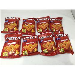 Cheez-It OriginalCrackers (8 x 85g)