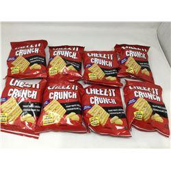 Cheez-It Crunch Sharp White CheddarCrackers (8 x 92g)