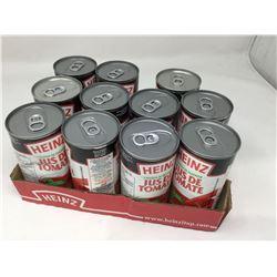 Heinz Tomat Juice (11 x 284ml)