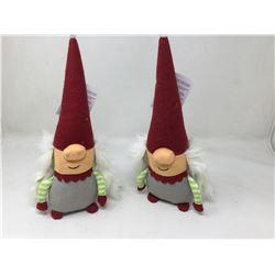 Set of Christmas Gnomes