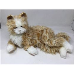 Robotic Tabby Cat
