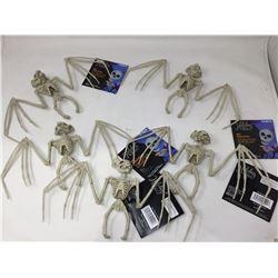Lot of Bat Skeletons