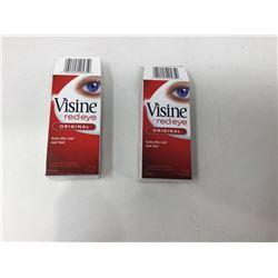 Visine Red Eye Original (2 x 15ml)