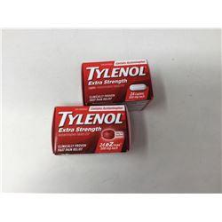 Tylenol Extra Strength (2 x 24)
