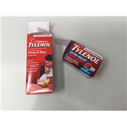 Assorted Tylenol Products