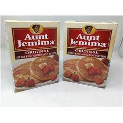Aunt Jemima Original Pancake Mix (2 x 905g)