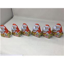 Kinder Surprise Santas (6 x 75g)
