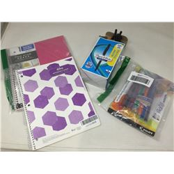 Lot of Stationary Supplies