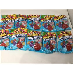 Maynards Tropical Swedish Berries (10 x 185g)
